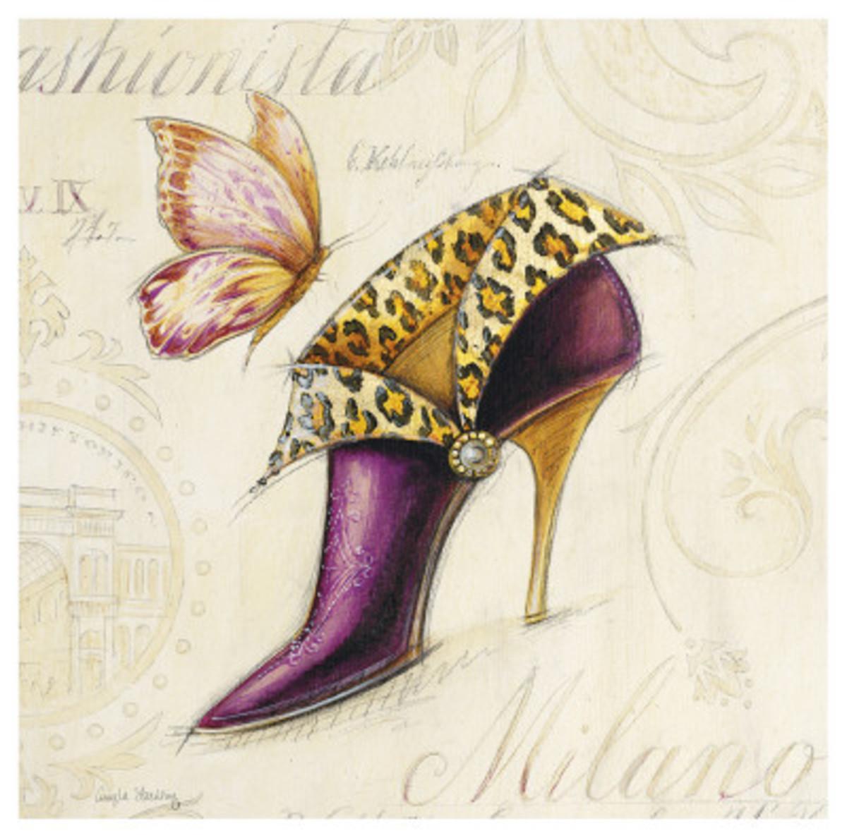 Fashion Shoe Boots