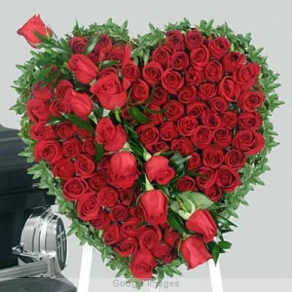 Sending Roses to Your Love