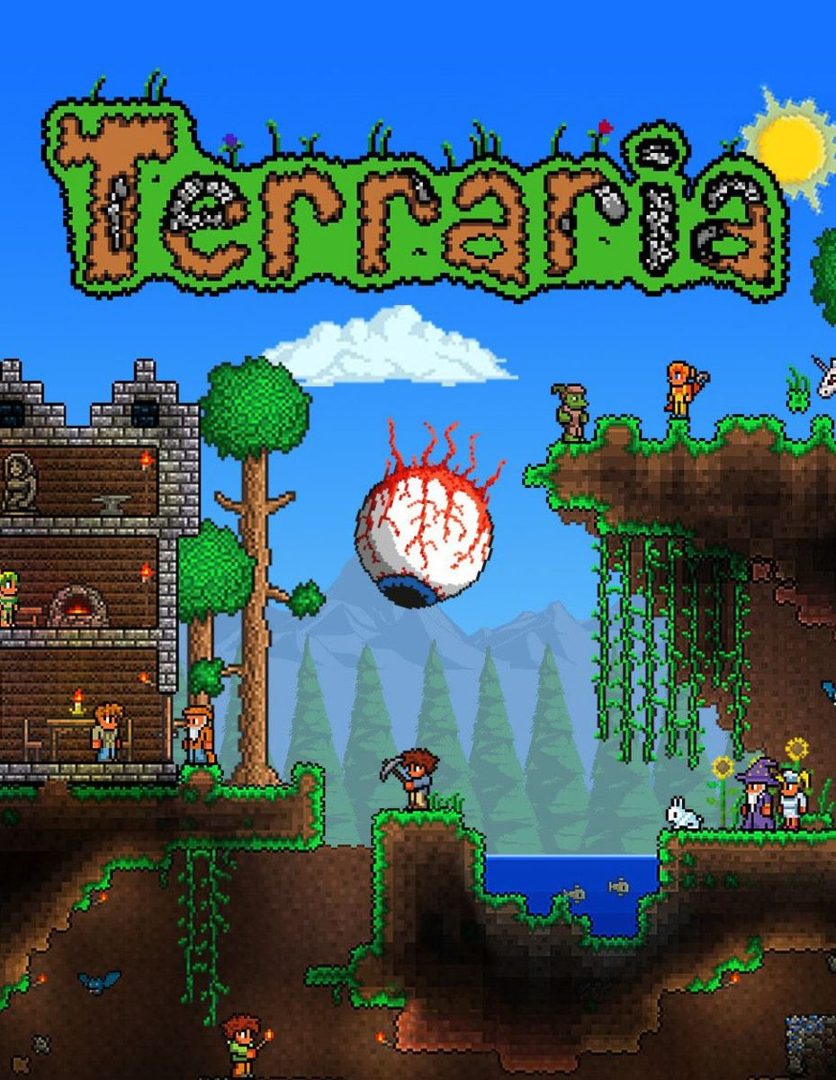 Enjoy The Games Like Terraria Below.