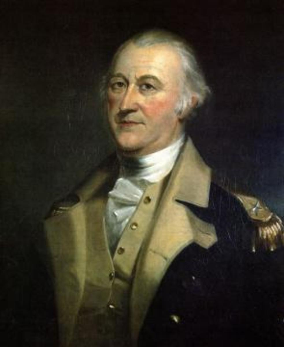 Major General Artemas Ward, second in command to George Washington during the Siege of Boston.