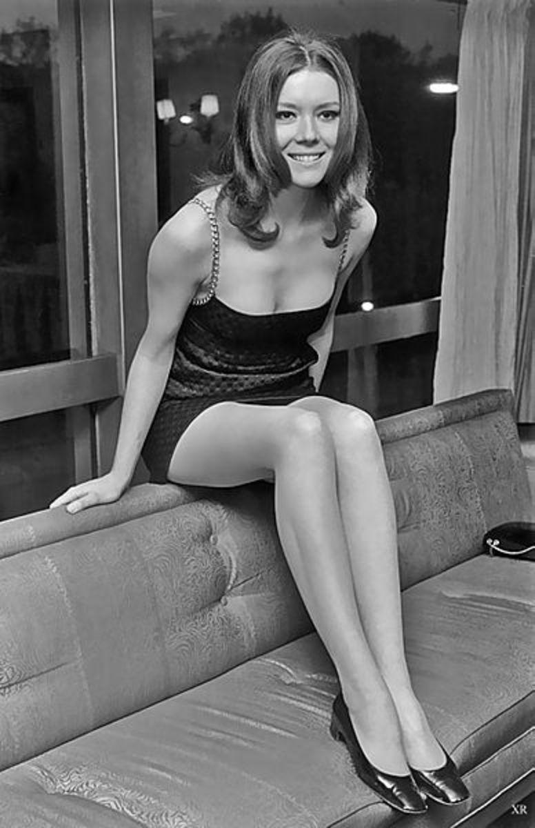 Diana Rigg (CC-BY 2.0)