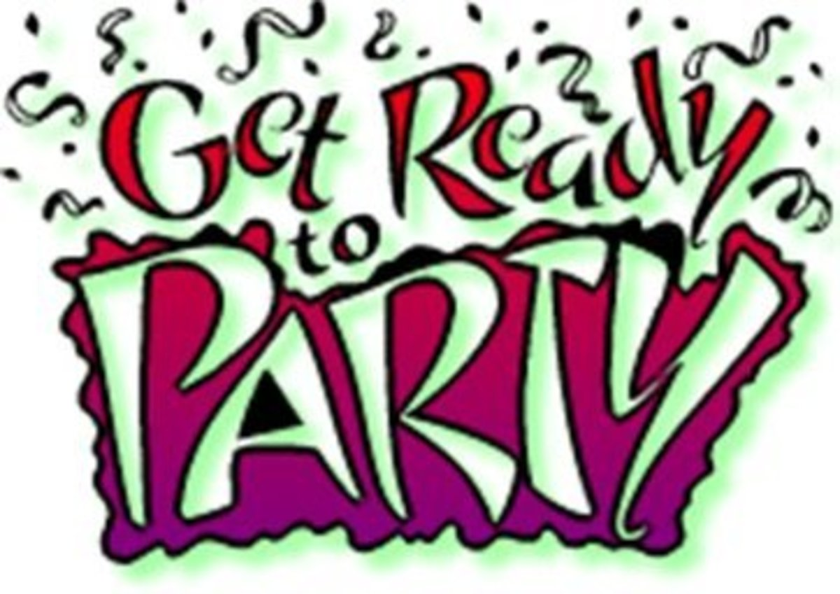'Get Ready to Party'