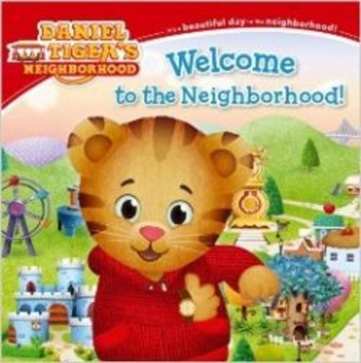 Daniel Tiger Theme Birthday Party Supplies & Ideas