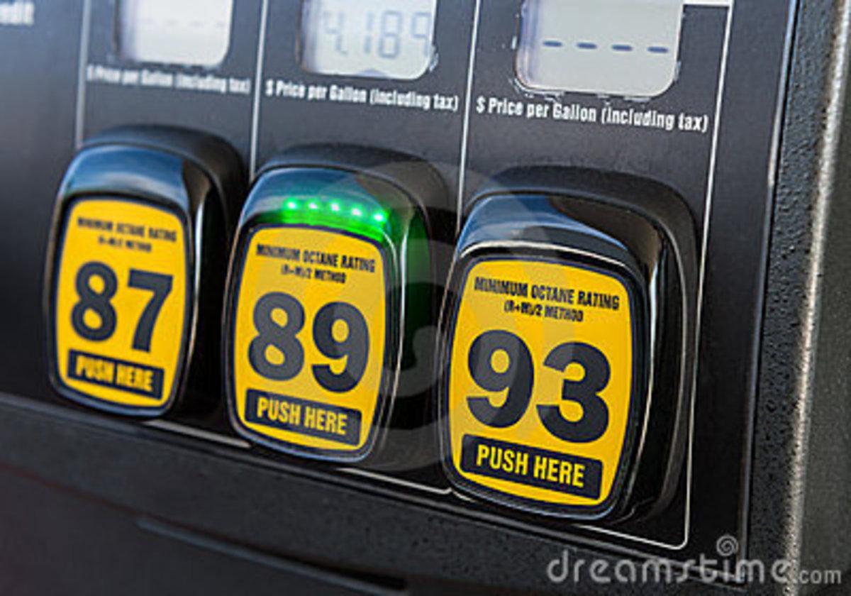 Как из 92 бензина сделать 95