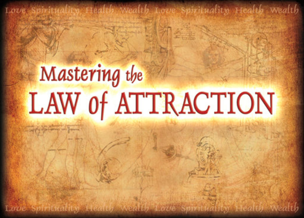 Do's and Don't's for the Law of Attraction