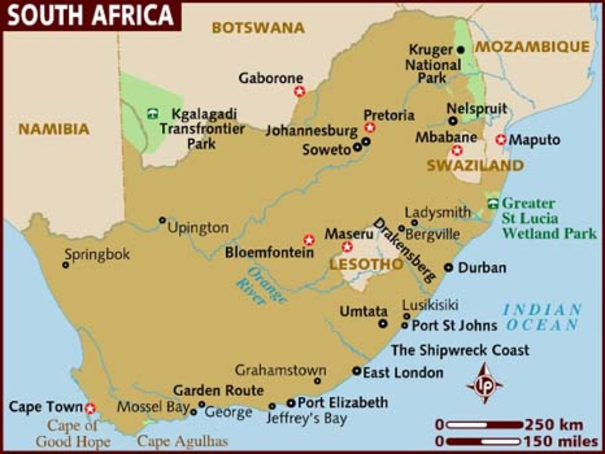 physical-features-of-south-africa