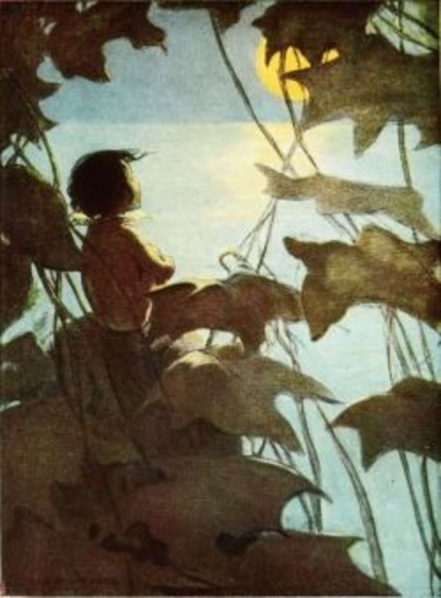 Jessie Willcox Smith and children's illustrations
