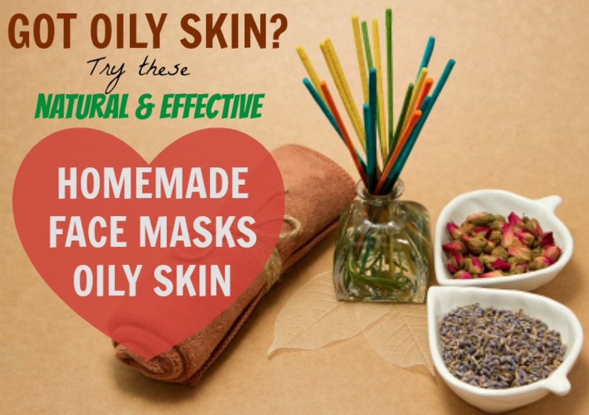 Natural & Effective Homemade Face Masks for Oily Skin