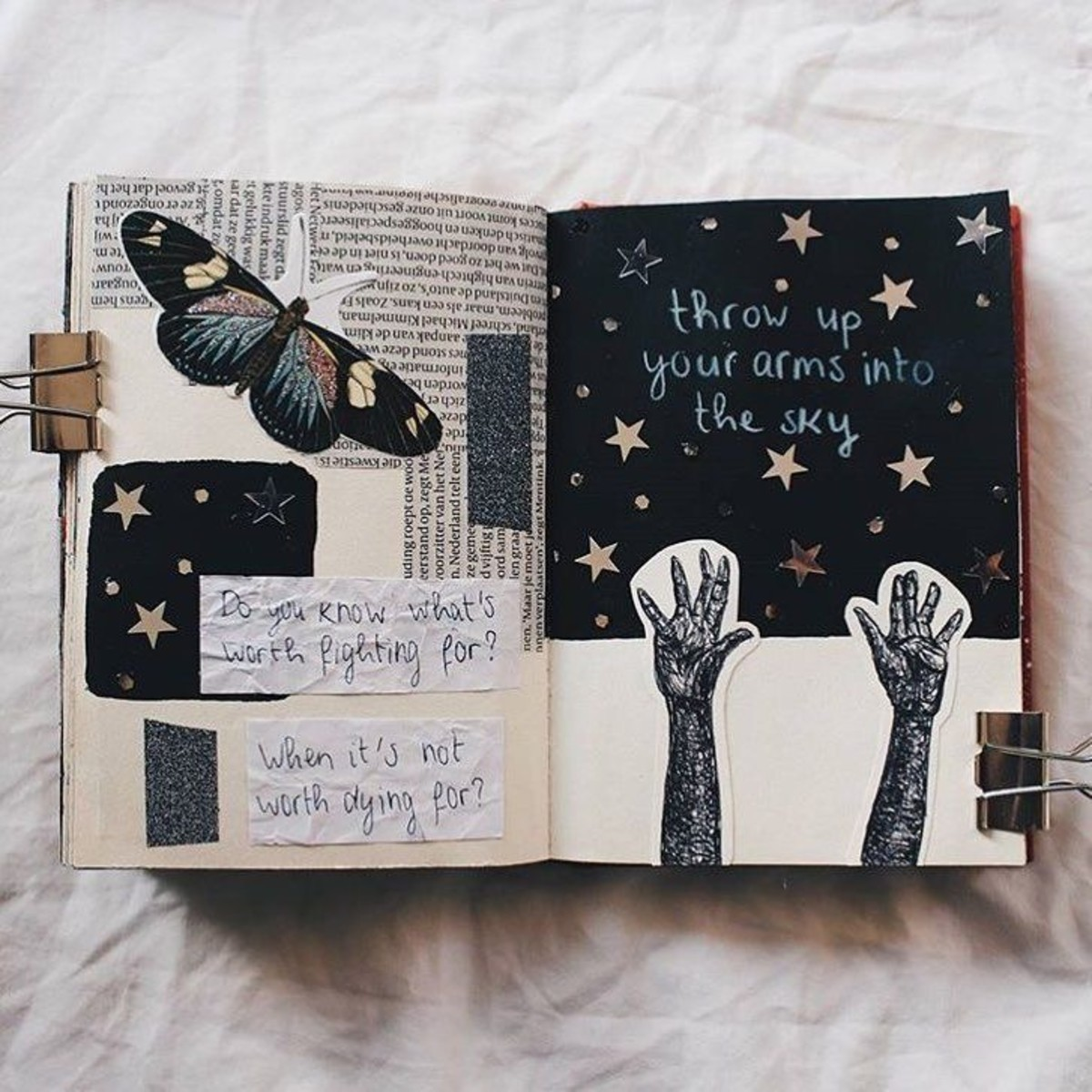 Art Journal Inspiration