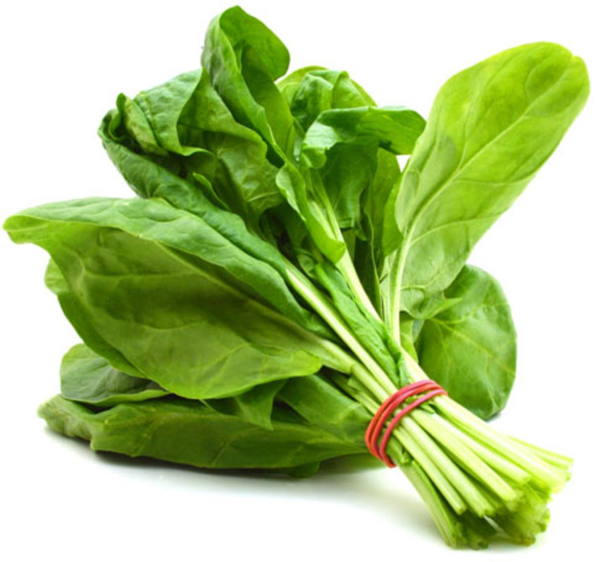 Yes super food spinach should be bought organic!