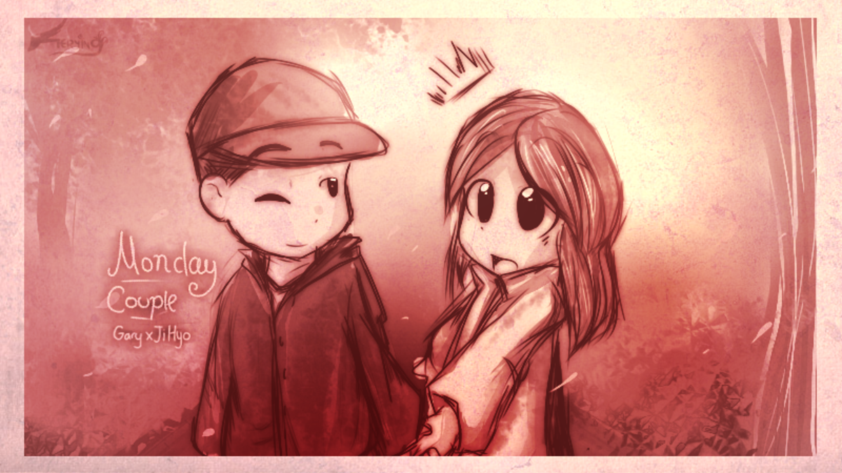 The Monday Couple has thousands of fanart devoted to them.