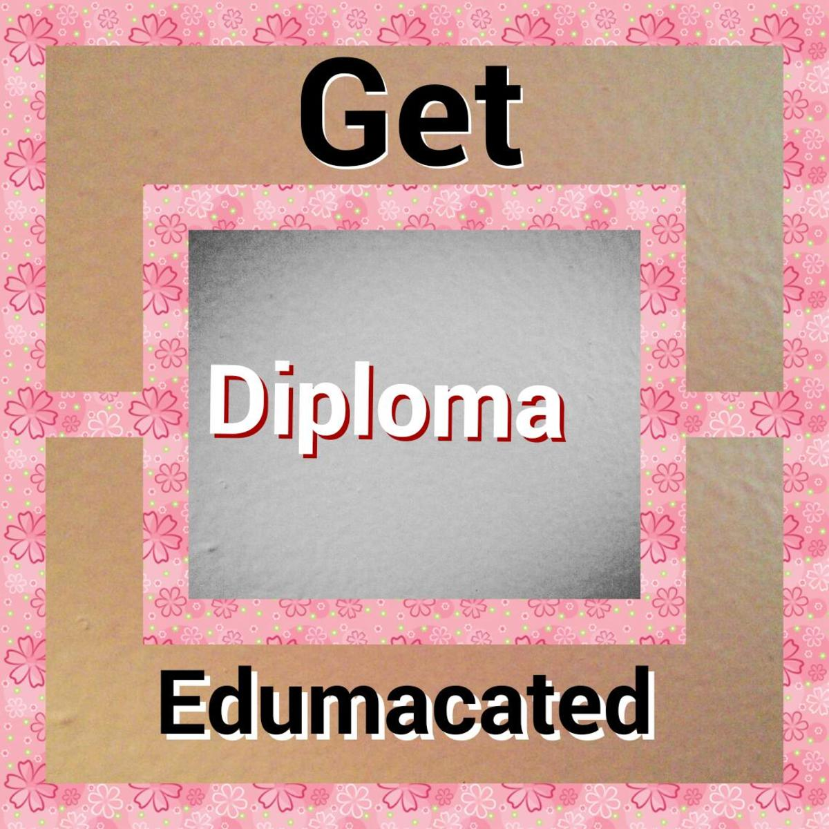 In OAC, use diplomas to get her that gives experience bonuses.