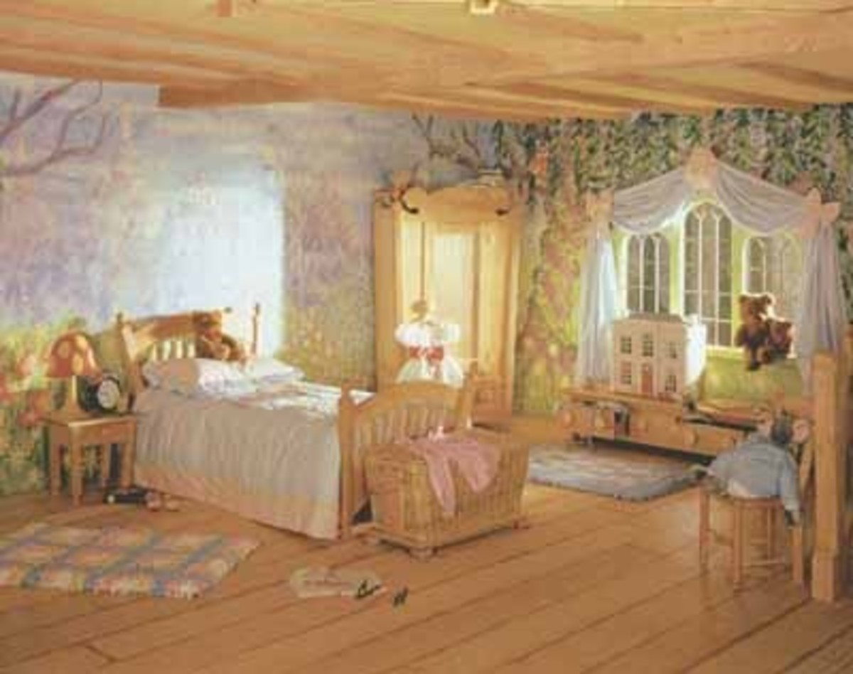 Fairy Themed Bedroom Decor And Ideas For Girls Rooms