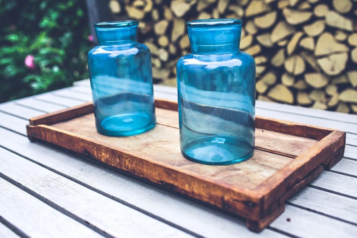 Bottles for Crystals