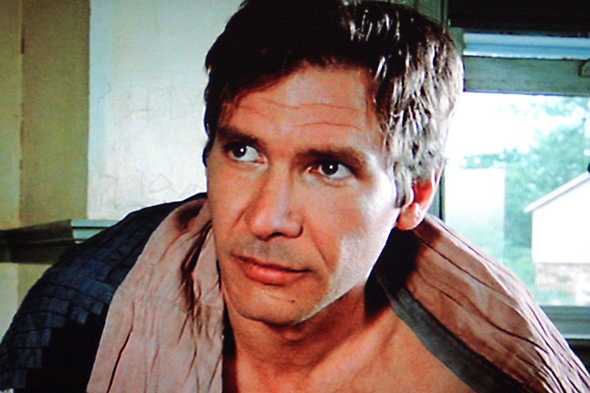 Harrison Ford is John Book