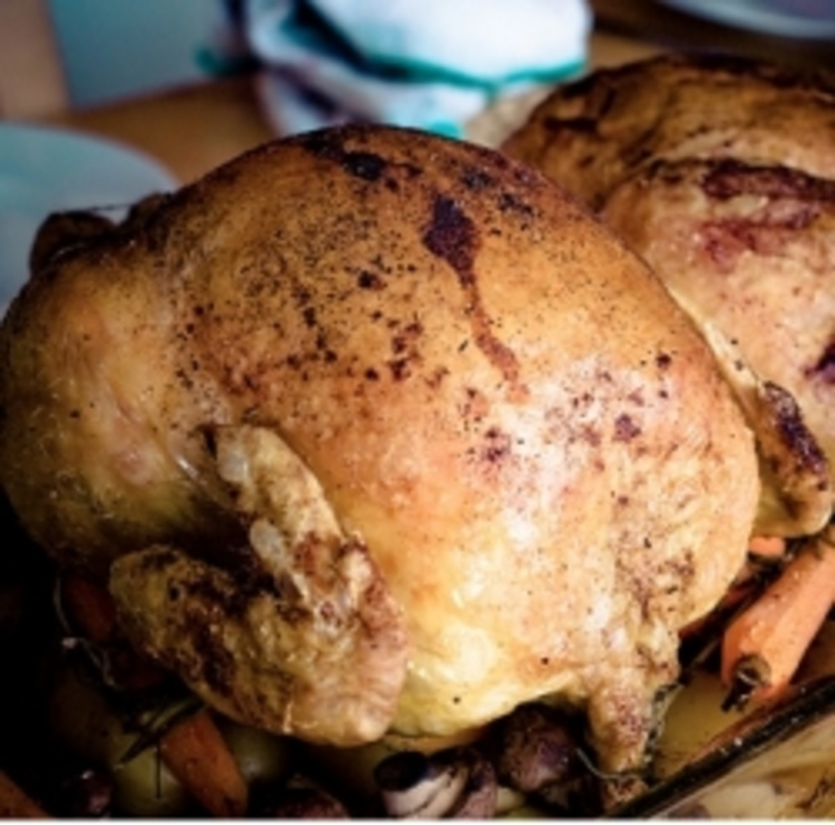 Many good recipes start out with cooked chicken. Learn how to roast a chicken for your meals.