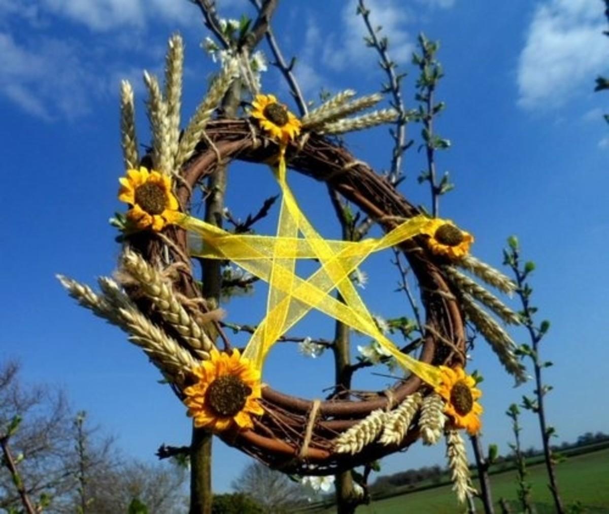 Litha Wheel