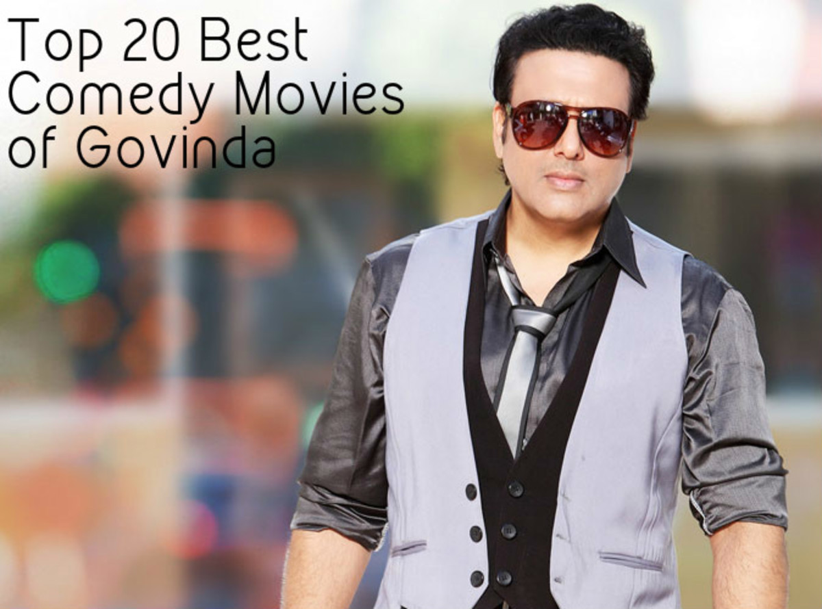 Top 20 Best Comedy Movies of Govinda
