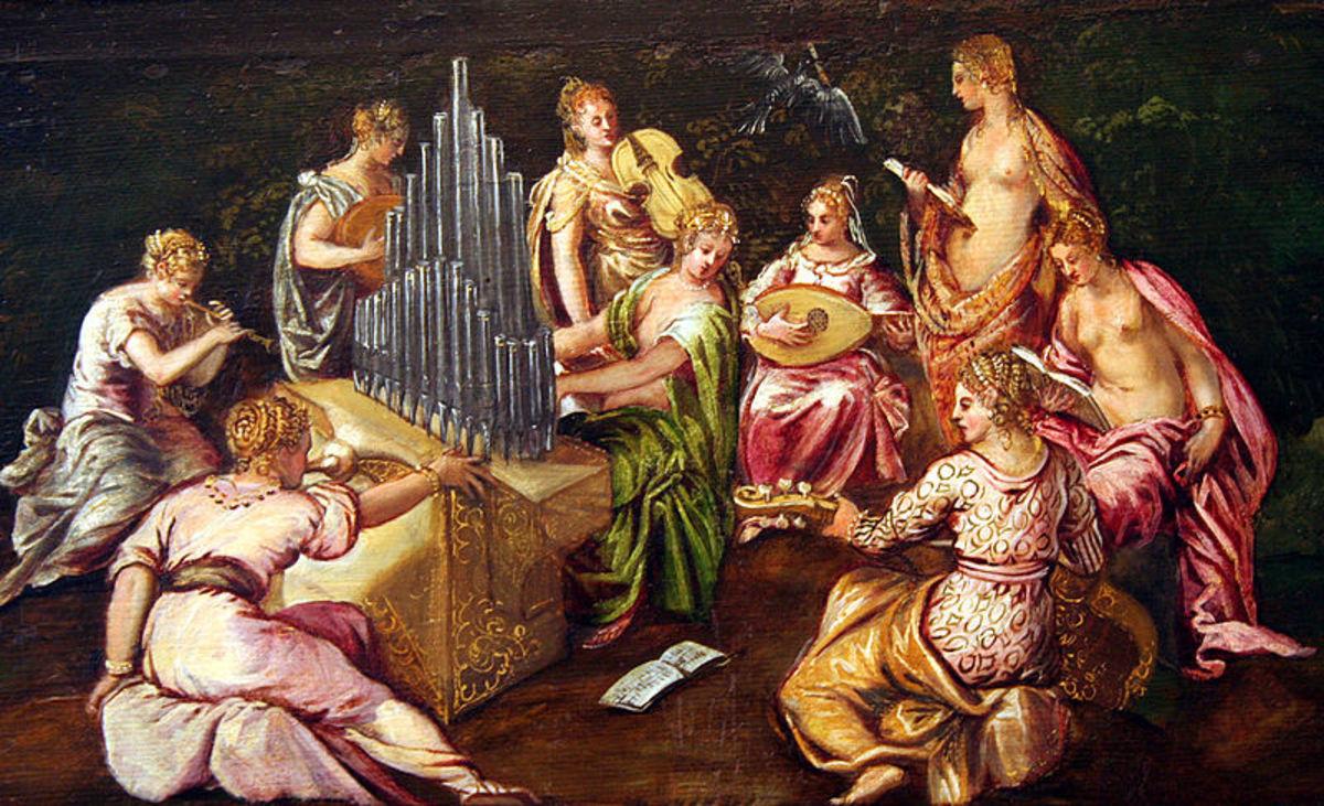 Tintoretto (1518–1594) PD-art-100