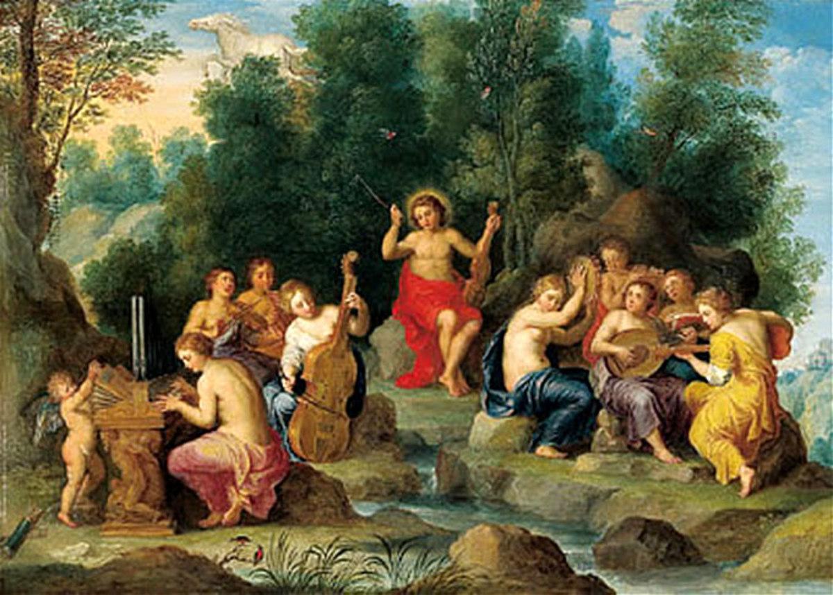 Attributed to Jan van Balen (1611–1654) PD-art-100