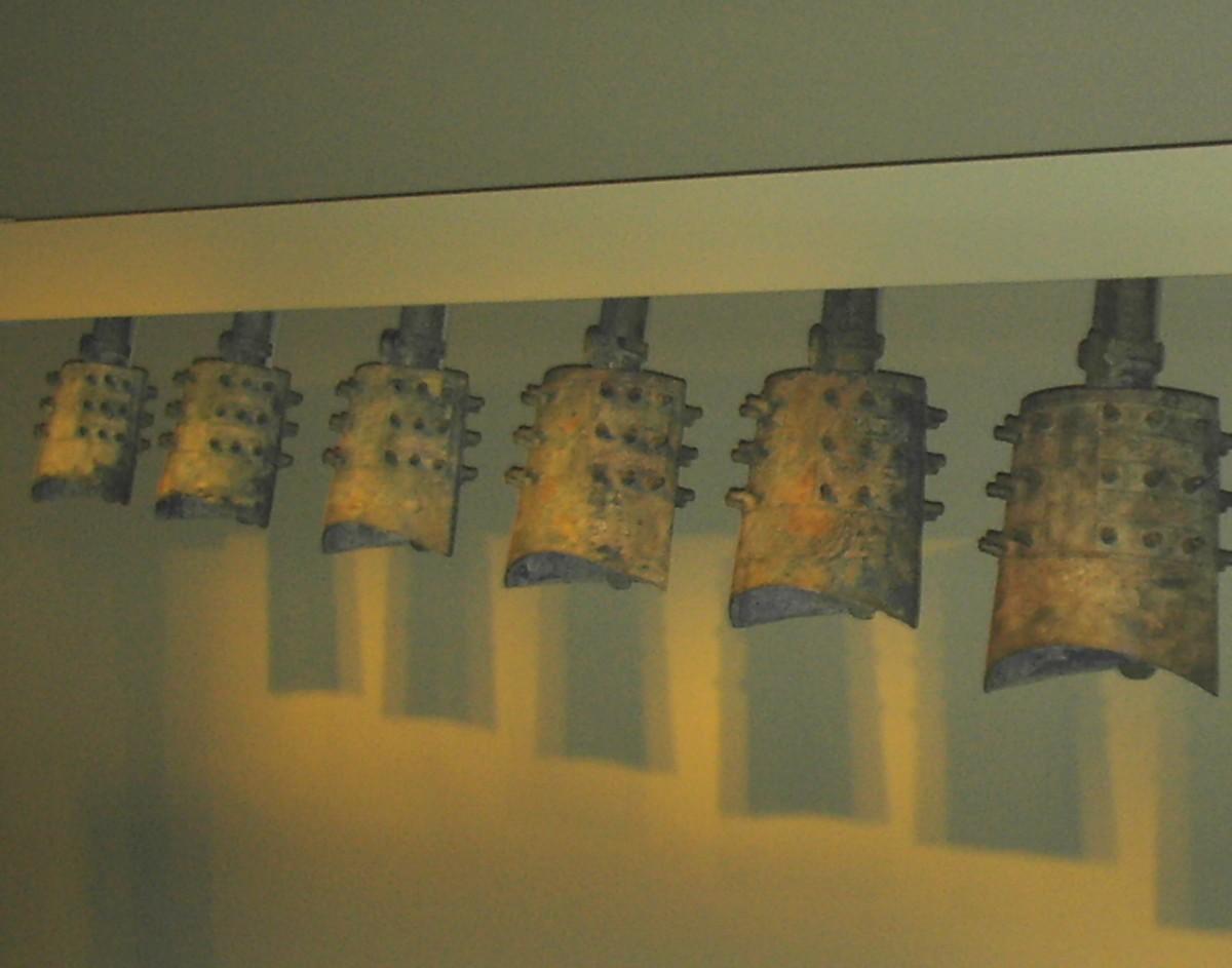 Eastern Zhou Dynasty Bronze Bells