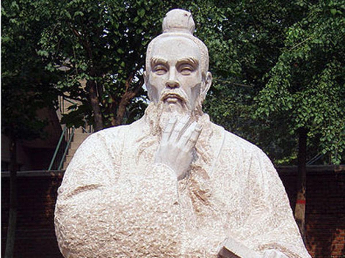 Li Kui , Founder of Legalism during Warring States