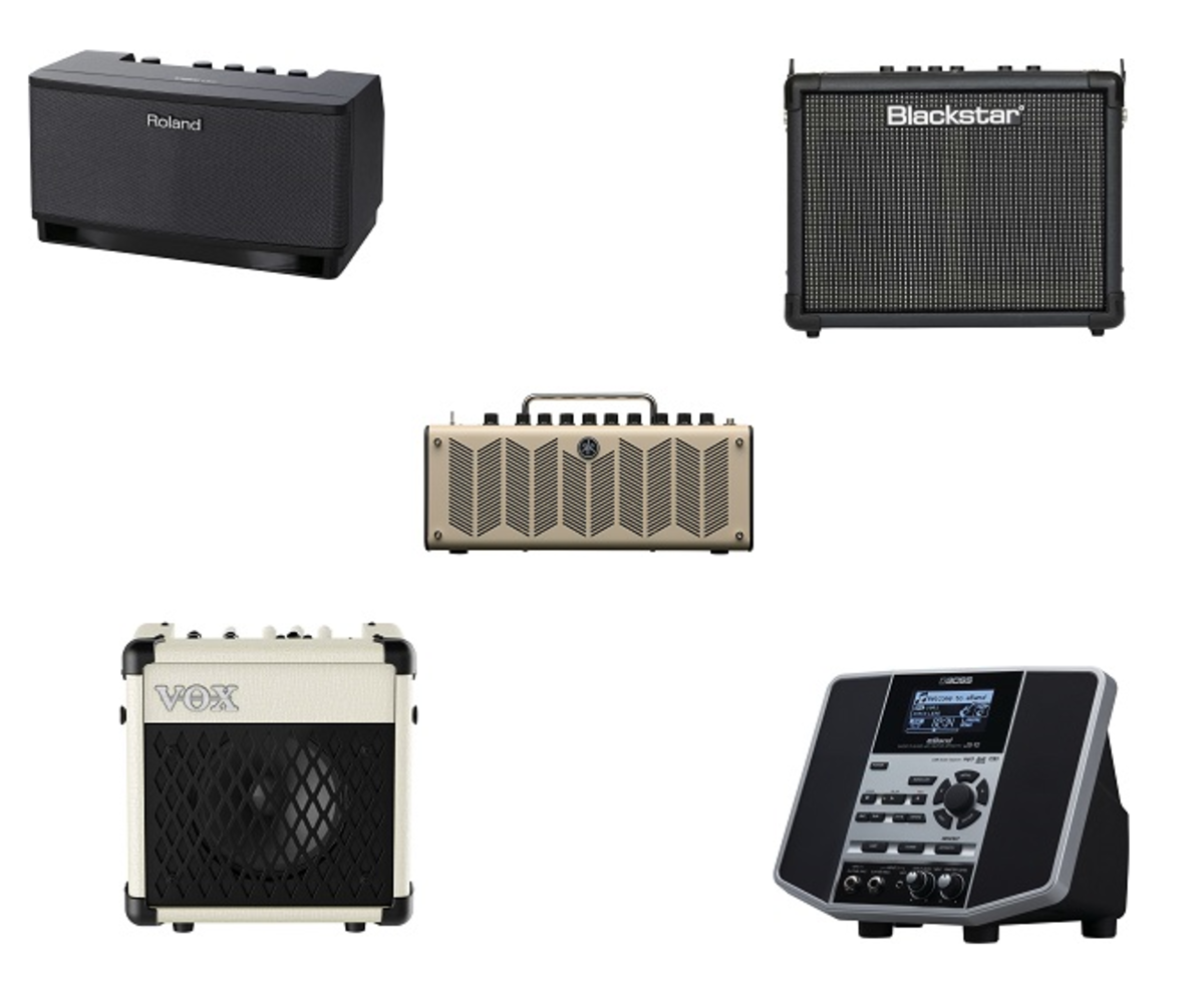 Top 5 Best Guitar Amps For Home Practicing