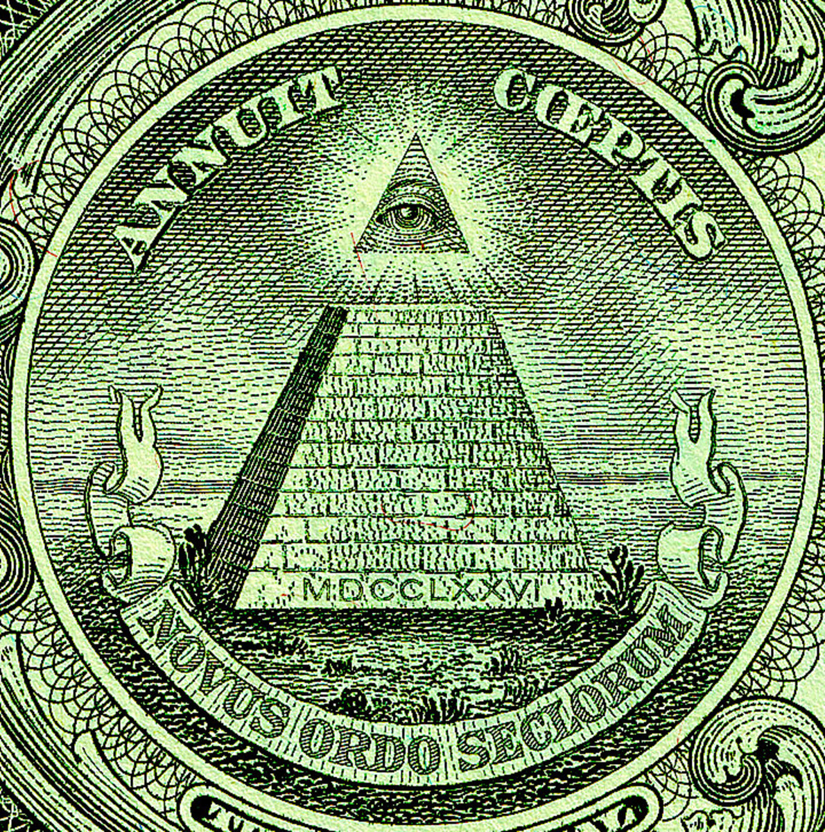 The pyramid and all seeing eye are symbols of god and jesus hubpages biocorpaavc Images