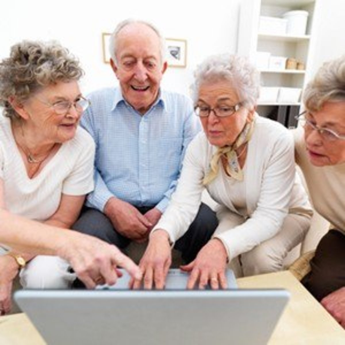 Embracing technology will help Baby Boomers age in place