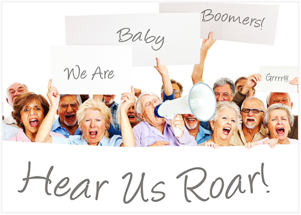 Baby Boomers: By The Numbers