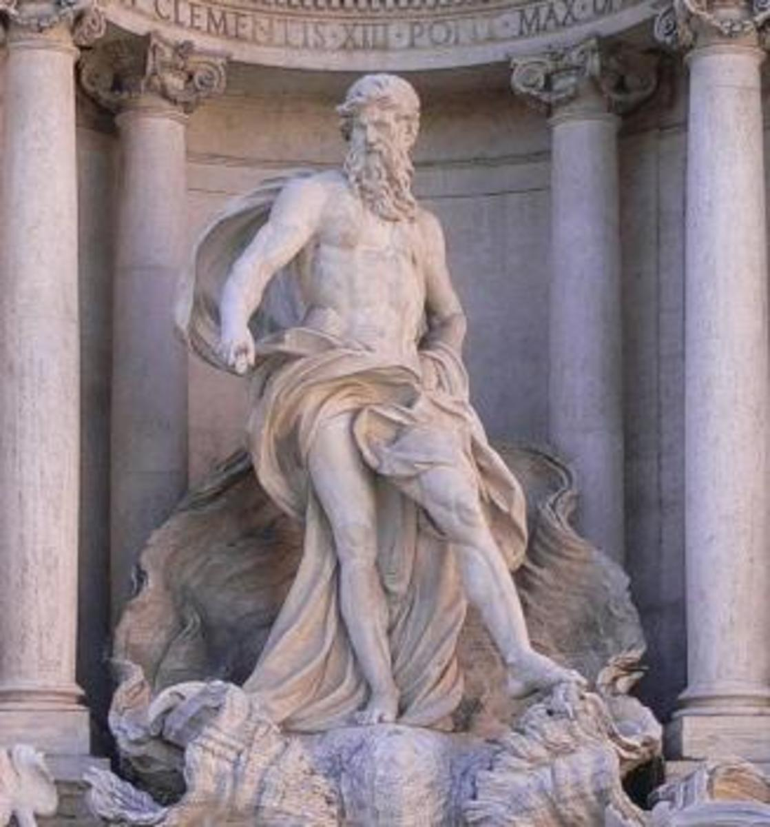 Uranus Roman God Uranus Greek Mythology