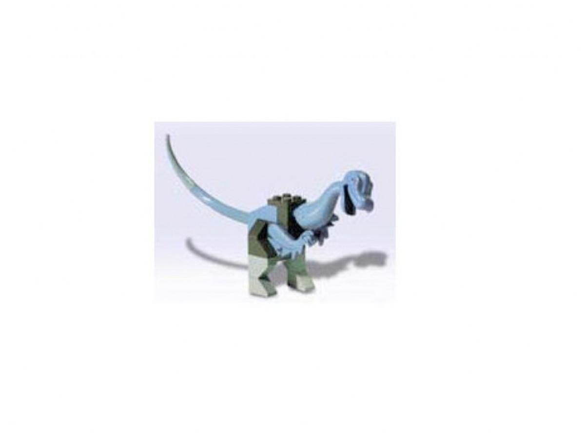 LEGO Dinosaurs Baby / Young Iguanodon 5951 / 7001 Assembled