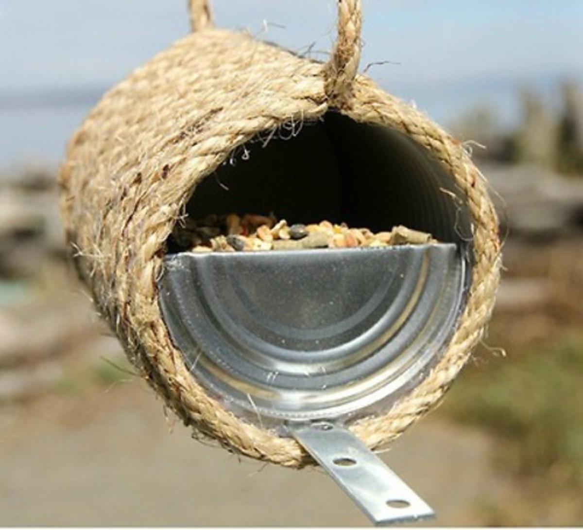 37 Rustic Rope Craft Ideas