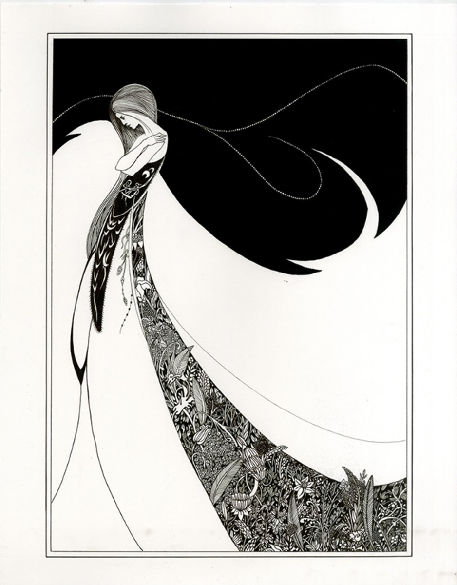 artists-who-died-before-30-aubrey-vincent-beardsley