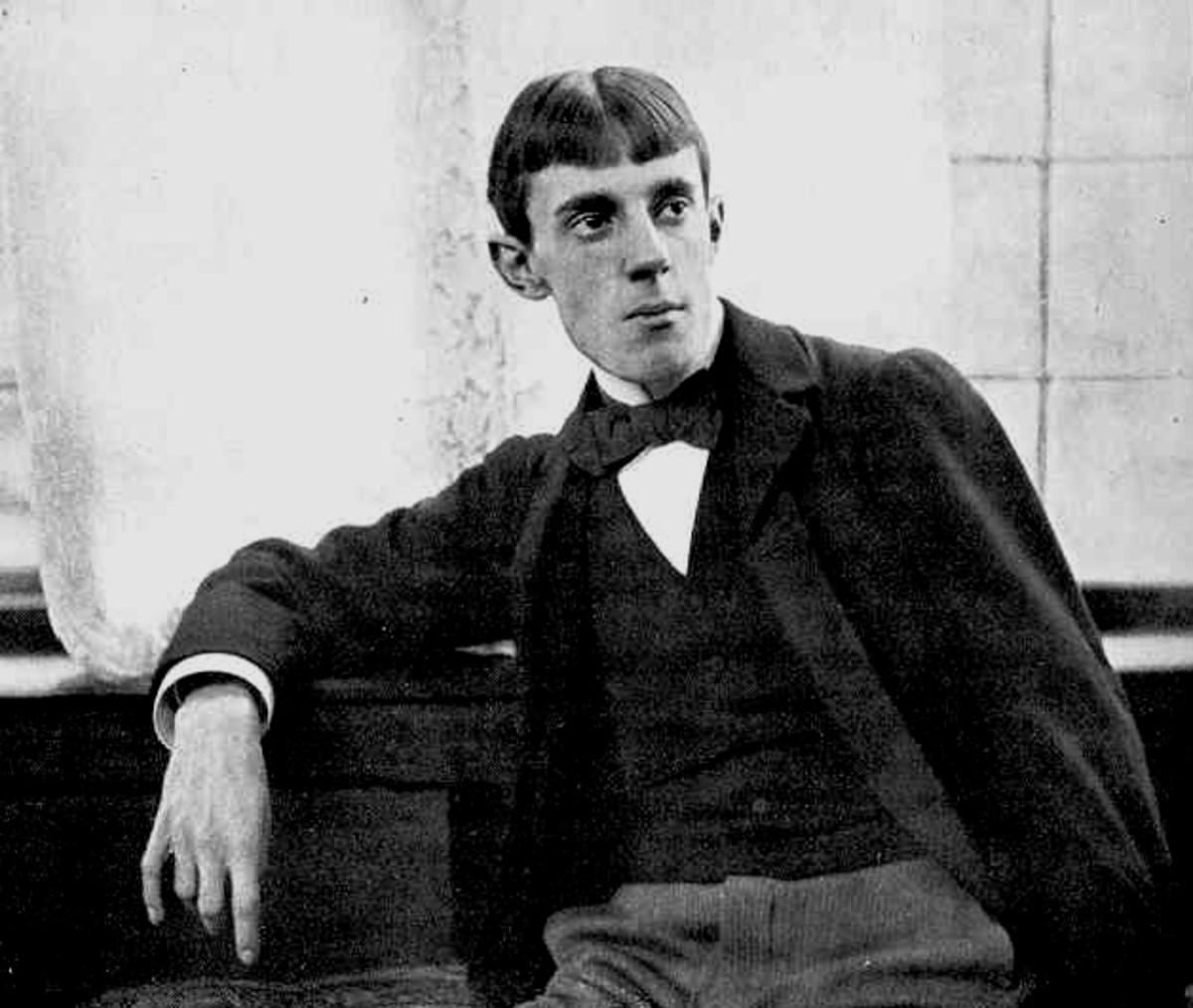Aubrey Beardsley 1896