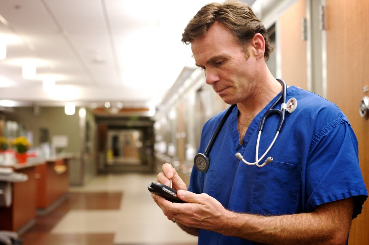 Using mobile devices in hospitals or health care centers are not advisable