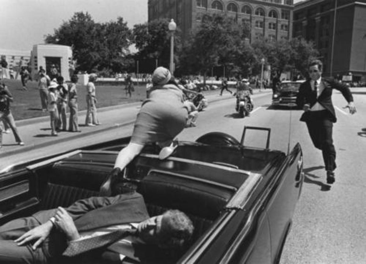 "Michael Parenti questions if the Kennedy assassination conspiracy was just a lot of hoopla kicked up by ""conspiracy buffs""."
