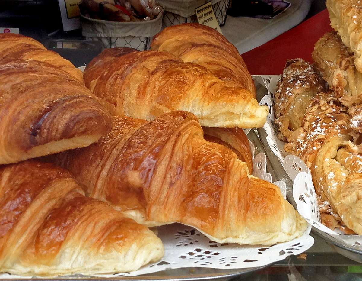 Croissants have been a staple breakfast food in France for centuries.