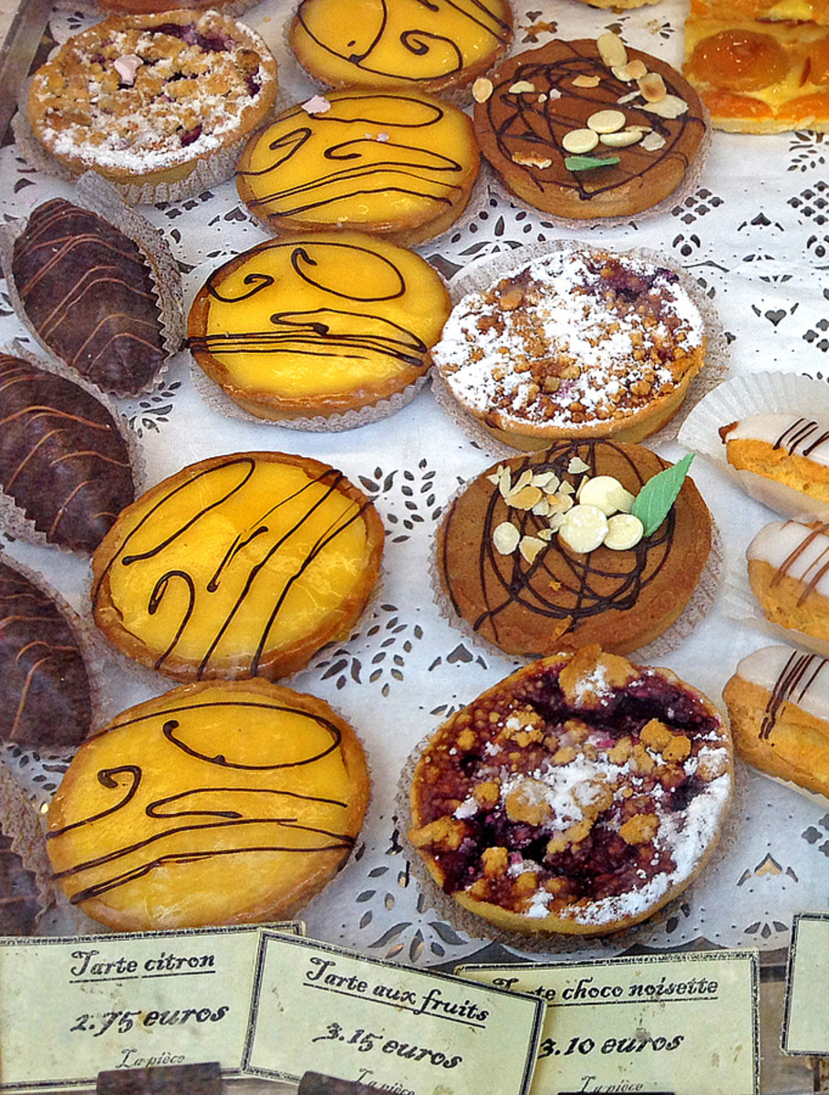 French desserts: from pastry to pâtisserie
