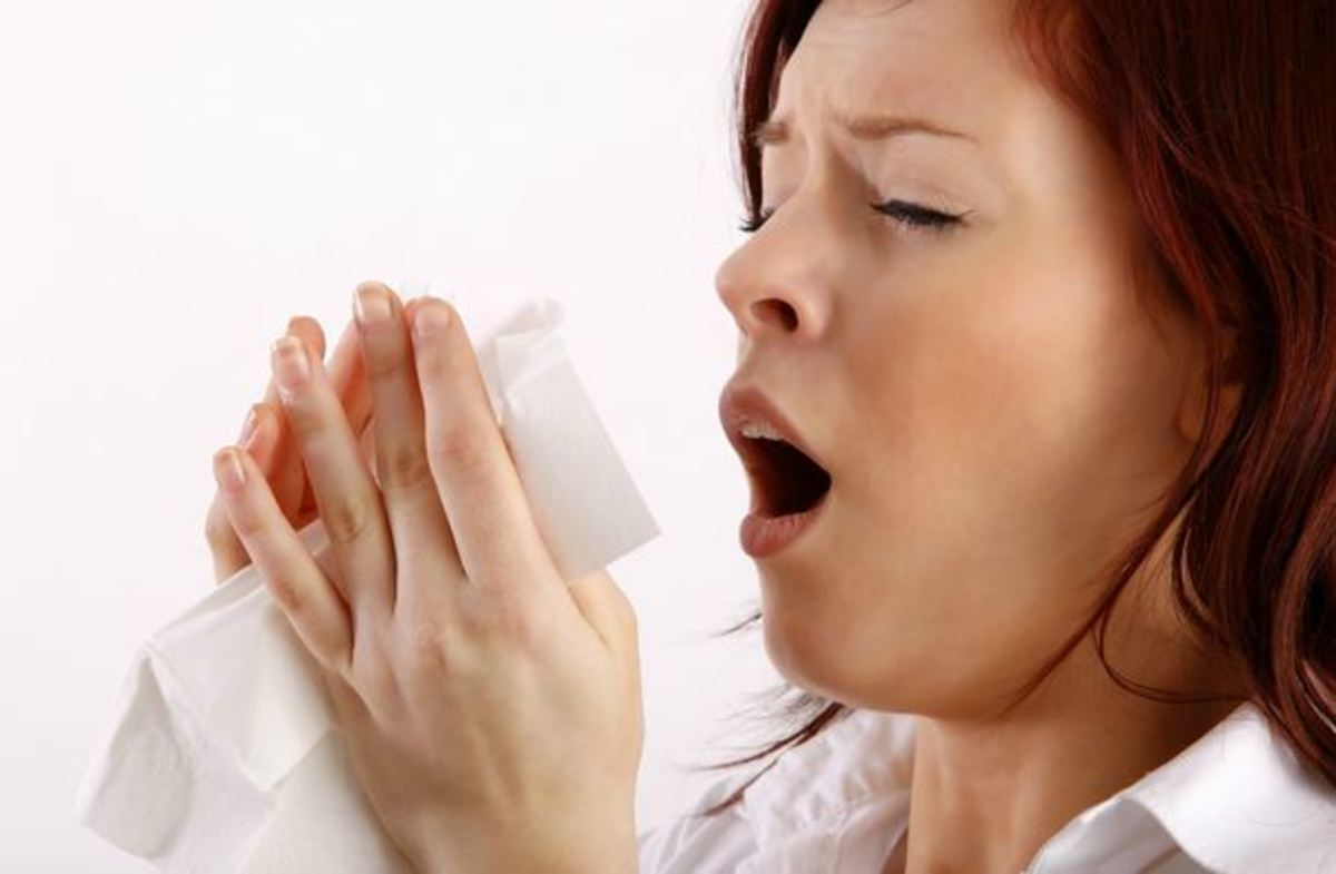 Why Your Sneeze Smells Bad