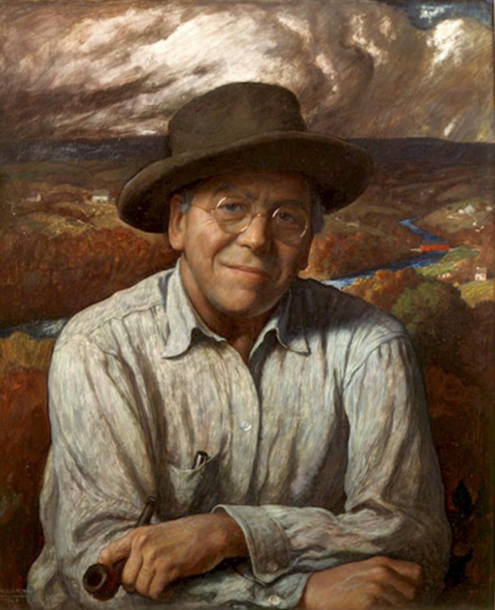 Artists Who Died Too Soon: N.C. Wyeth