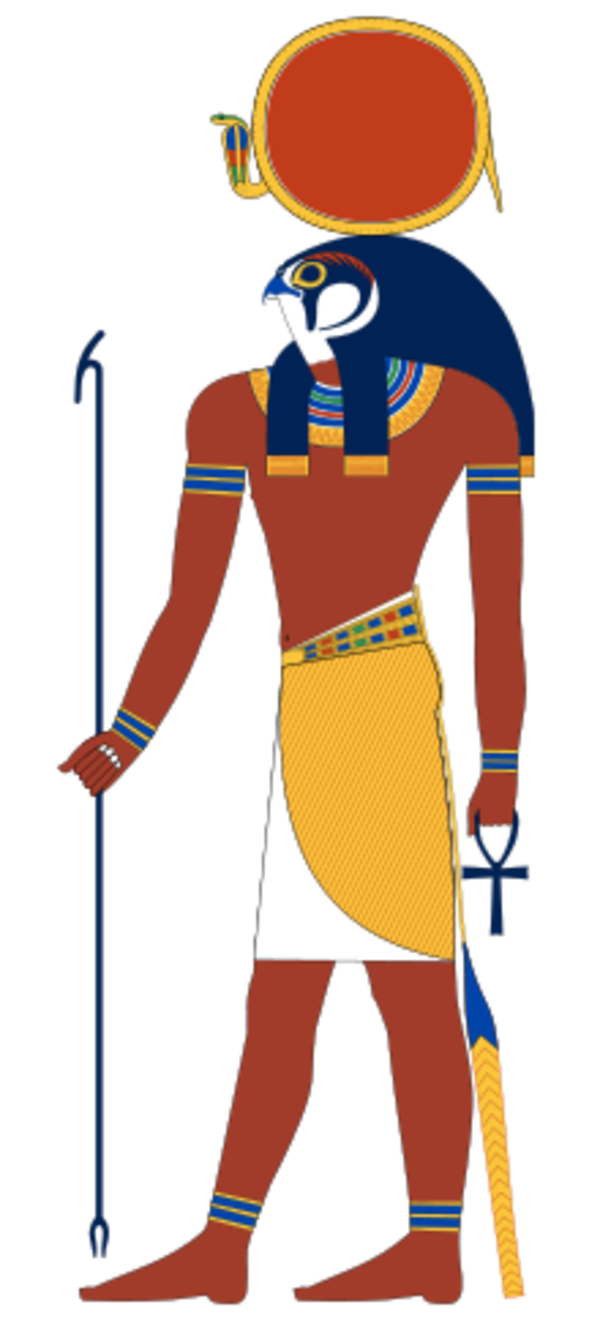 Was Ra the Sun God of Egyptian mythology the same as Thoth the Atlantean, many seem to think so but I think they were in fact separate entities.