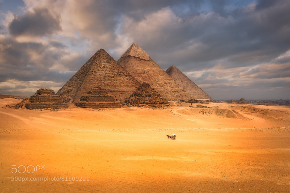 The Giza Plateau is centered at the geophysical center of the Earth and incorporates the 5:6 ratio.