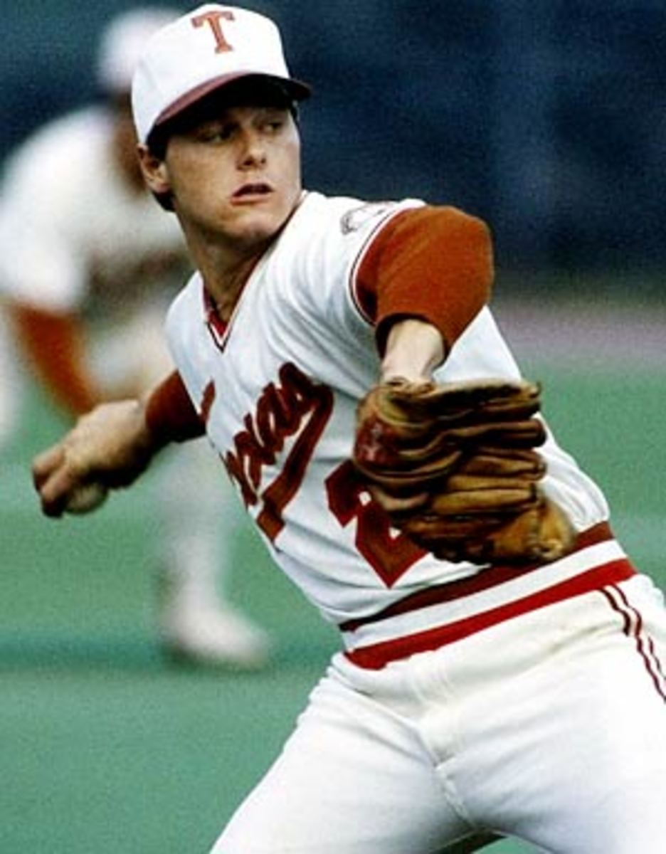 Roger Clemens helped the Longhorns win the 1983 College World Series.
