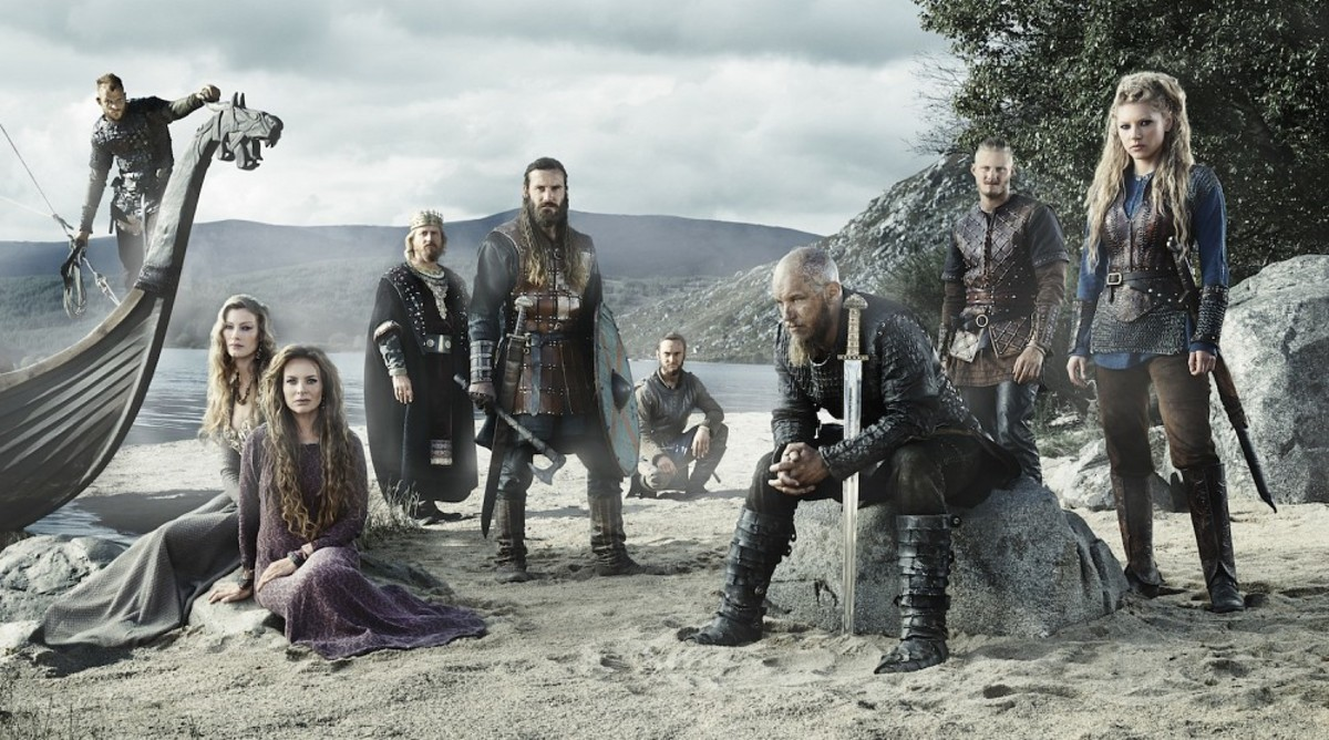 Ragnar's inner circle of family and friends