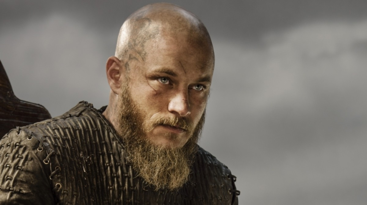 A Review of Ragnar Lothbrok from 'Vikings'