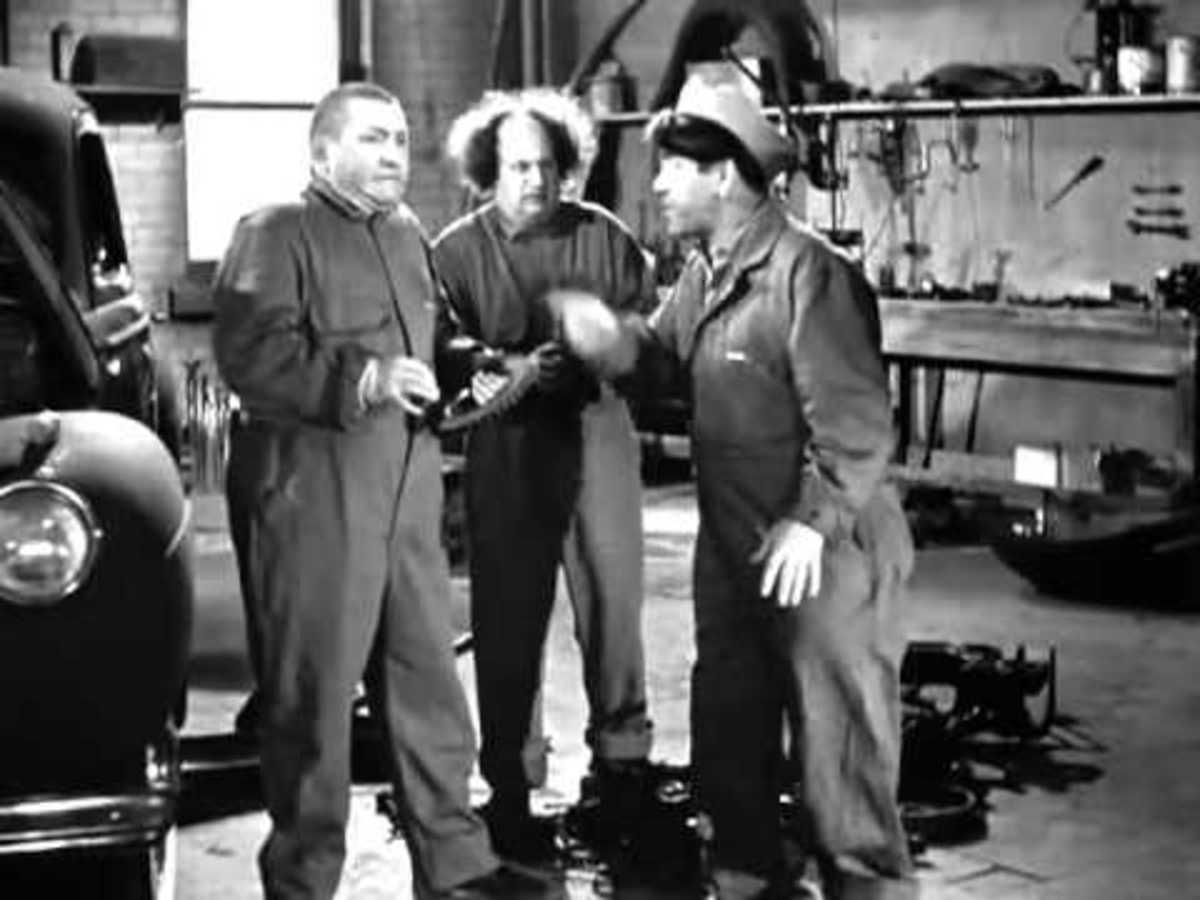 Compared to a shady auto mechanic, you would be better off if these guys were working on your car