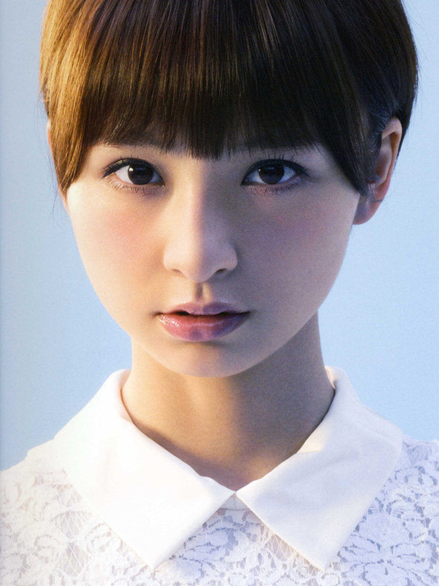 From the photo session for the AKB48 album called 1830m.