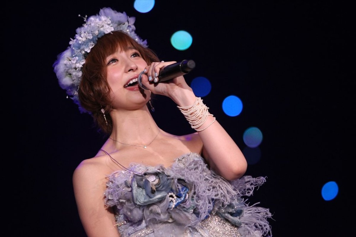A Tribute to the Former Akb48 Singer and Fashion Designer Mariko Shinoda