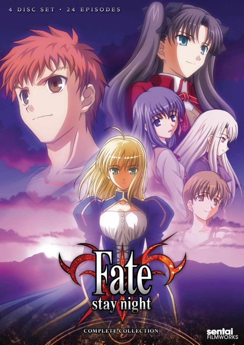 Anime Review: 'Fate/Stay Night' (2006)